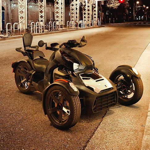 Motos à 3 roues