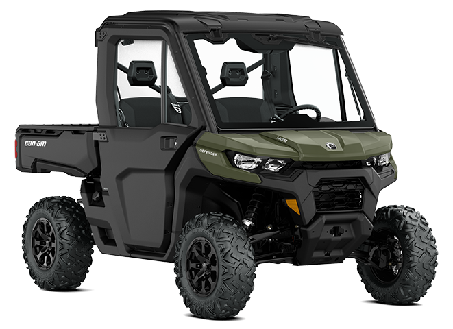 Can-Am DEFENDER DPS CAB 2021