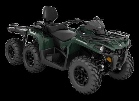Can-Am OUTLANDER MAX 6X6 DPS 450 2021