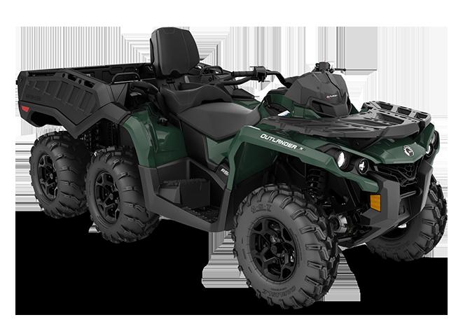 2021 Can-Am OUTLANDER MAX 6X6 DPS 650