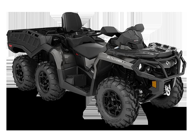 Can-Am OUTLANDER MAX 6X6 XT 1000 2021