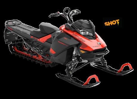 2021 Ski-Doo SUMMIT SP ROTAX 600R E-TEC