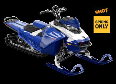 2021 Ski-Doo SUMMIT X ROTAX 850 E-TEC Turbo