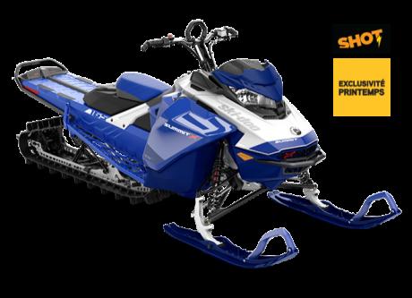 Ski-Doo SUMMIT X ROTAX 850 E-TEC Turbo 2021
