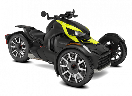 2021 Can-Am RYKER RALLY EDITION
